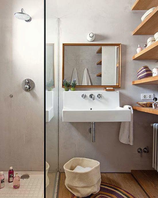 10 consejos para sacar el m ximo partido a tu cuarto de for Cocinas y banos pequenos