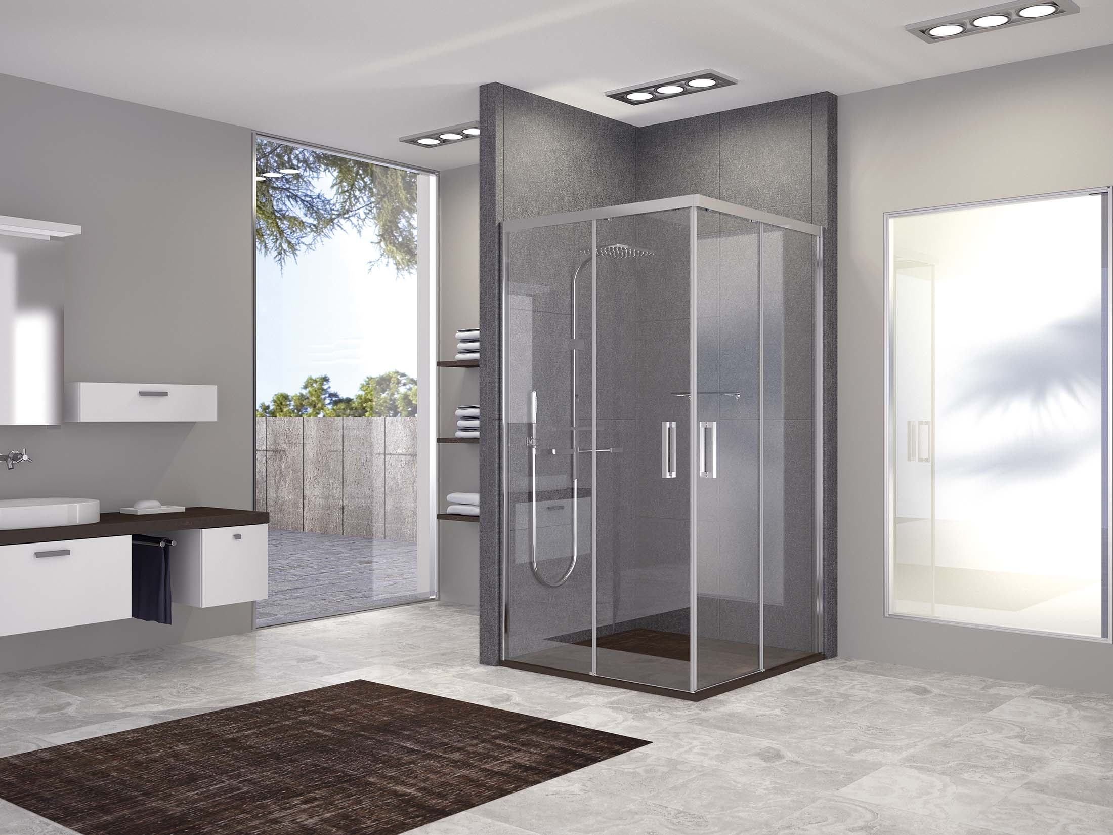 mamparas-de-ducha-con-puertas-correderas