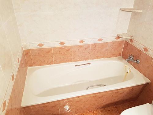 Cambio de ba era por plato de ducha y mampara - Sustituir banera por plato ducha ...
