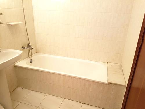 Cambio de ba era por un plato de ducha de resina y carga mineral - Banera para plato de ducha ...