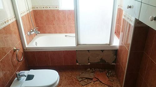 Cambio ba era por plato de ducha en murcia - Cambio de banera por ducha leroy merlin ...