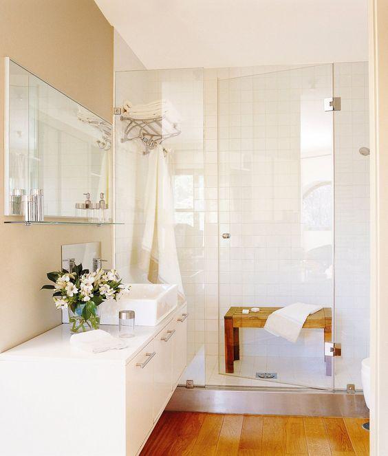 Si quieres descubrir que se lleva este a o en los cuartos - Tendencias en cuartos de bano ...
