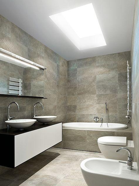 Consejos y trucos para iluminar tu cuarto de ba o - Como iluminar un bano ...