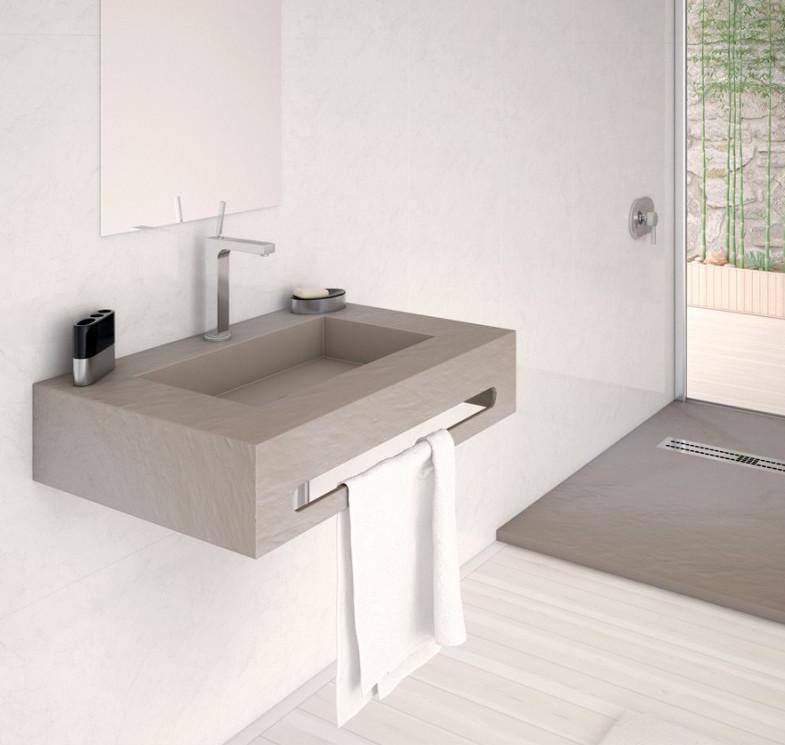 Muebles de ba o sin quitar el lavabo for Encimeras de bano para lavabo