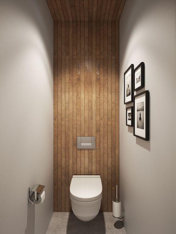 Pierde el miedo a utilizar madera en tu cuarto de ba o - Paneles para banos ...