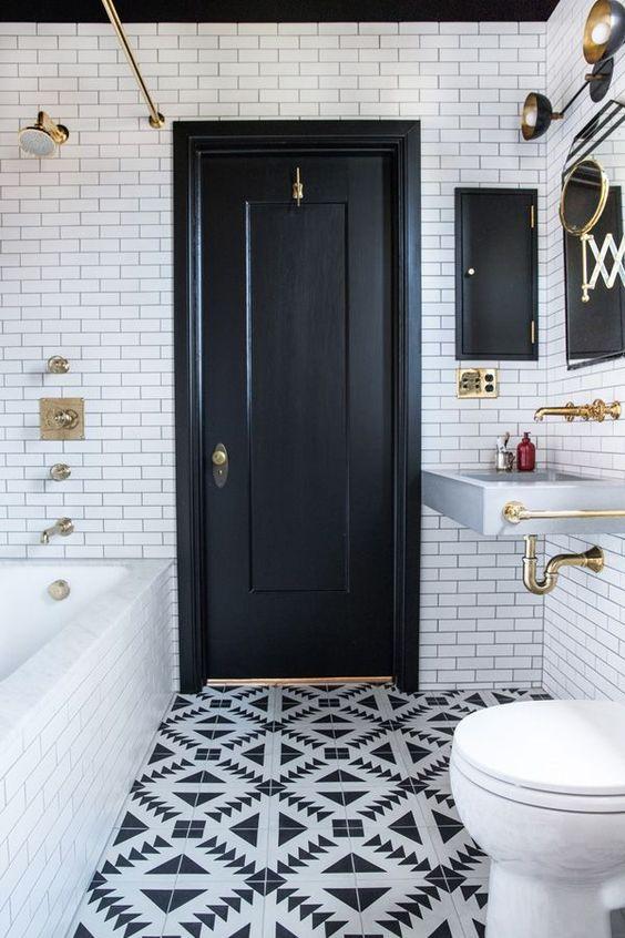 azulejos-blanco-y-negro
