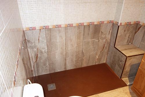 Cambio de ba era por ducha en alicante - Azulejos para duchas de obra ...