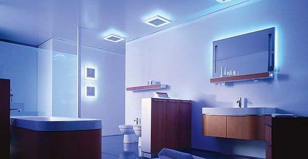 Iluminación para baño - ¿Cómo iluminar un baño?