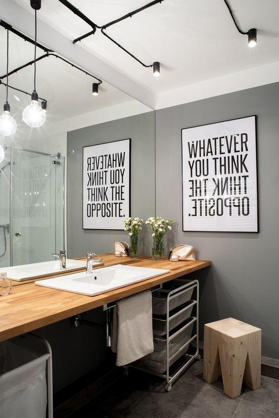 Atrévete a apostar por la pintura para tu cuarto de baño ...