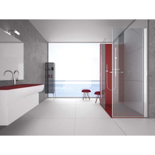 Mamparas fijas y paneles de ducha