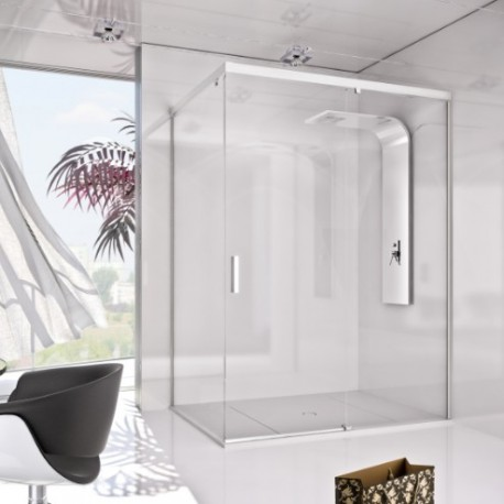 Mamparas de ducha rectangulares