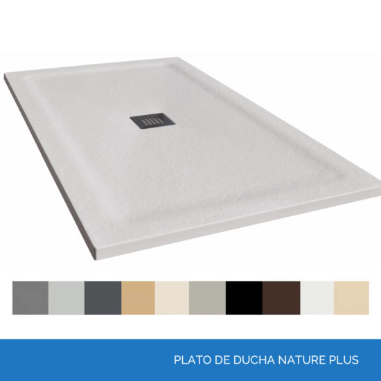 plato de ducha nature plus