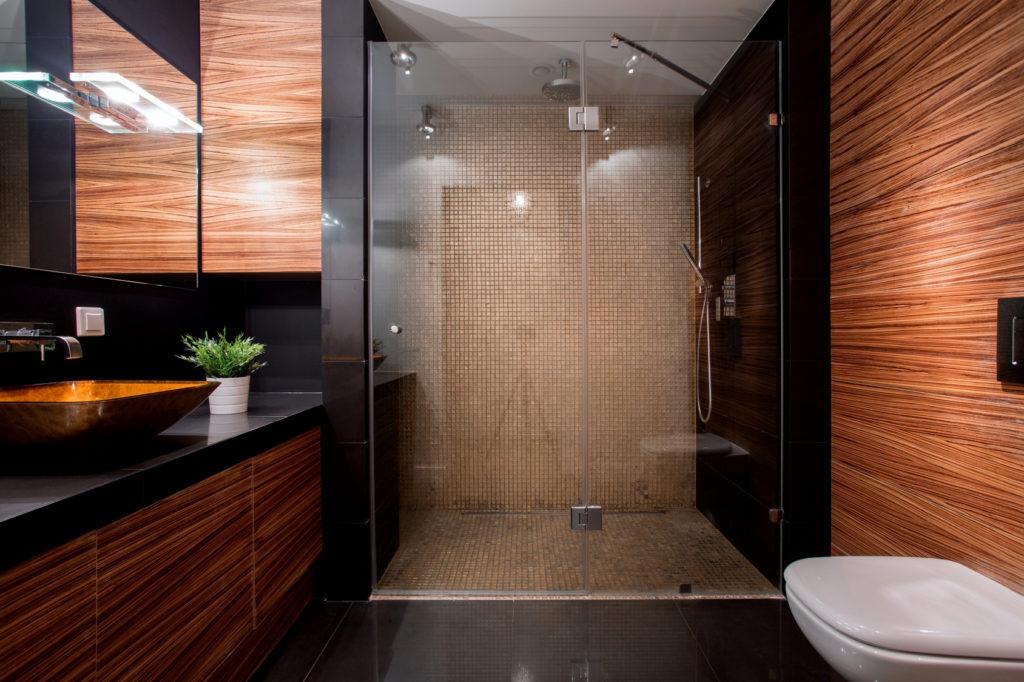 Cambiar la bañera por un plato de ducha; una buena opción.